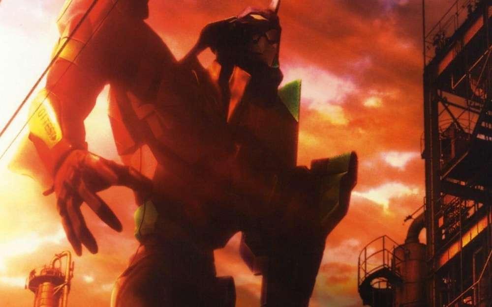 Evangelion 1 - Hideaki Anno