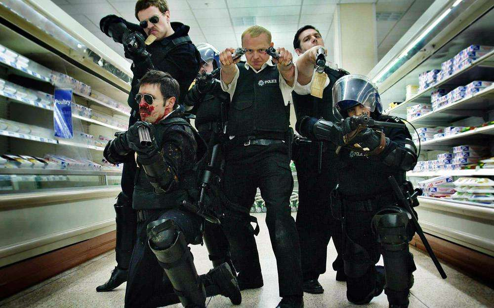 Hot Fuzz, Edgar Wright