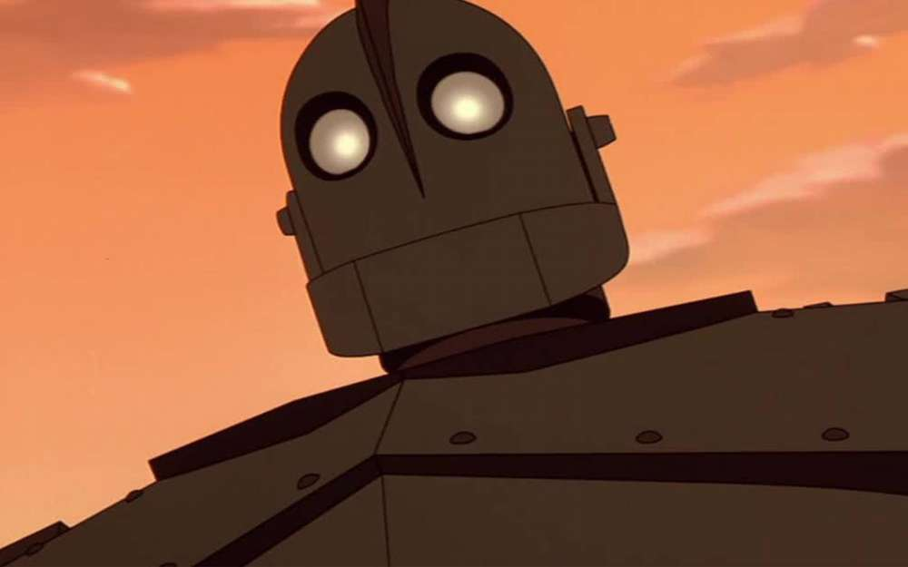 The Iron Giant - Brad Bird