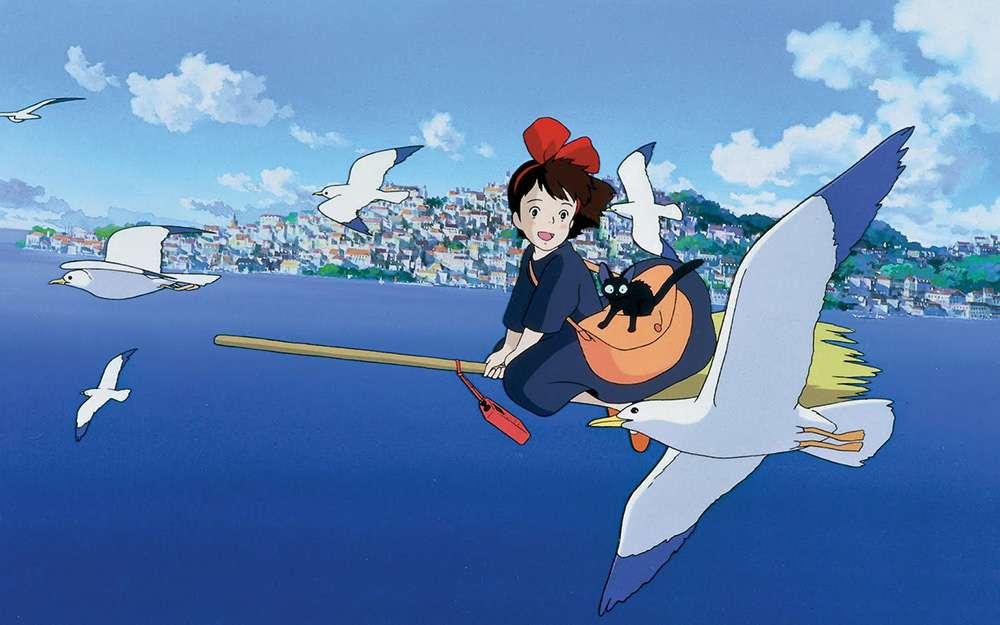 Kiki's Delivery Service, Hayao Miyazaki
