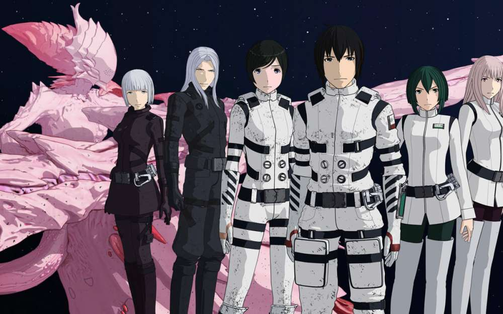Knights of Sidonia, Season Two