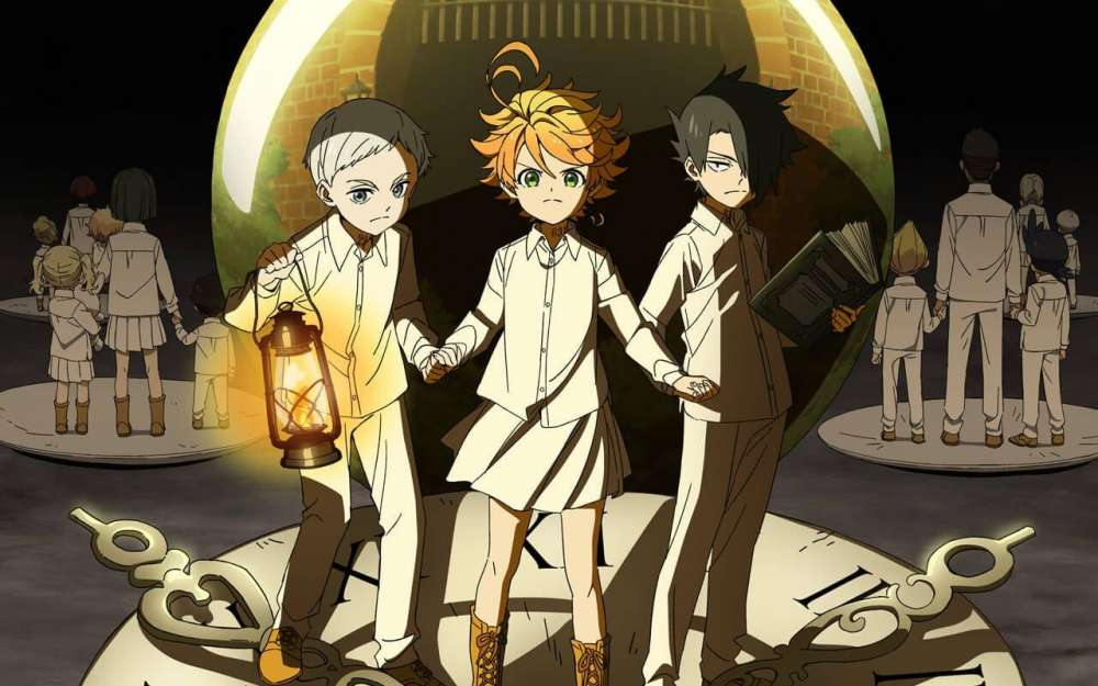 The Promised Neverland - Mamoru Kanbe