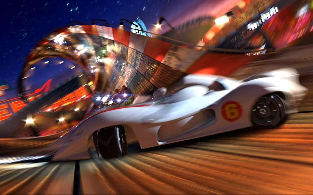 Speed Racer - The Wachowskis
