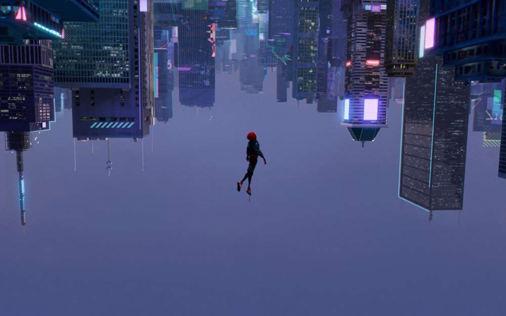 Spider-Man: Into the Spiderverse 2018