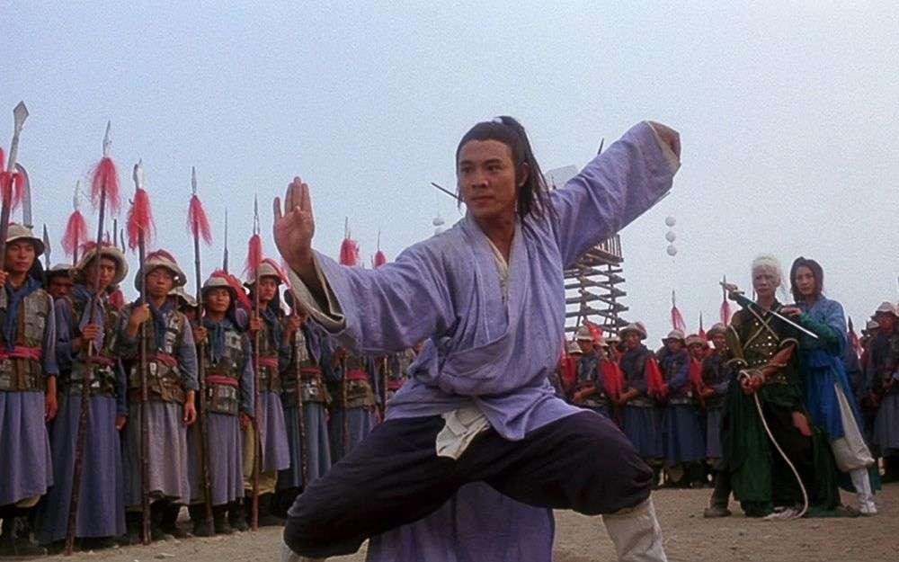 The Tai Chi Master, Yuen Woo-Ping