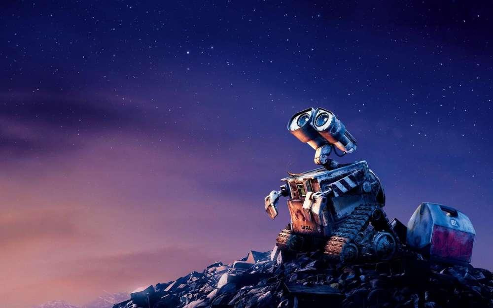 Wall-E - Andrew Stanton