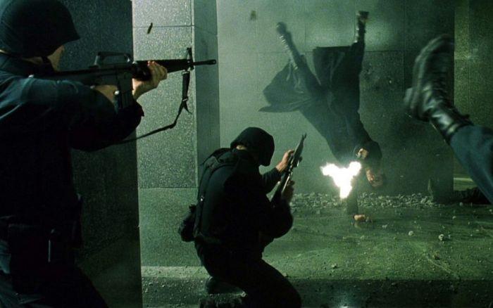The Matrix - The Wachowskis
