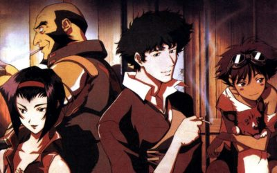 10 of My Favorite Anime Openings: Cowboy Bebop, Ghost in the Shell, Last Exile, Paranoia Agent & more