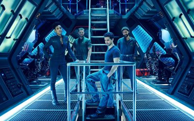 Space Has Suddenly Become a Lot Bigger in The Expanse's Season Four Trailer