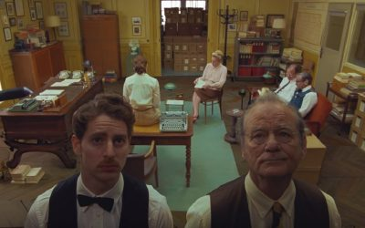 Oh Wes Anderson, Don't Ever Change