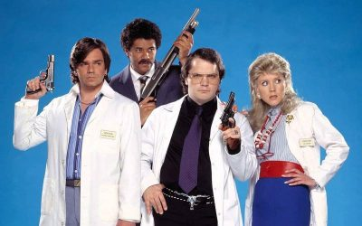 Garth Marenghi Wants You to Enter His Darkplace