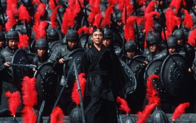 Film Meditation: Zhang Yimou's Hero