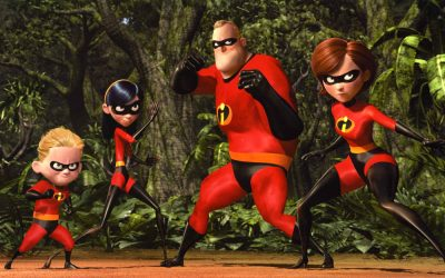 The Incredibles, Brad Bird