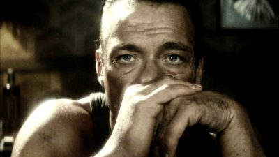 Watch the JCVD trailer on Apple
