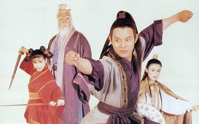 The Kung Fu Cult Master