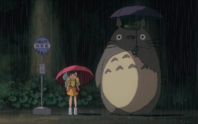 My Neighbor Totoro Is About a Young Girl Who Was Murdered