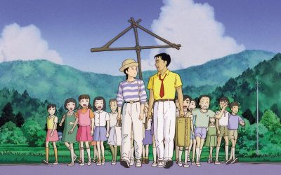 The Final Scene in Studio Ghibli's Only Yesterday Is Perfect