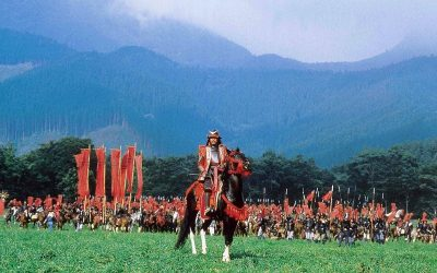 Akira Kurosawa's Seven Samurai & Ran in Stunning 4K