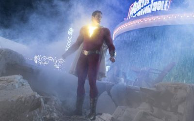 Review Round-Up: David F. Sandberg's Shazam!