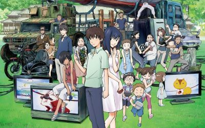 Summer Wars gets a domestic trailer, theatrical release date