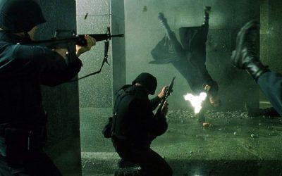 New Matrix films coming in 3D? Whoa...