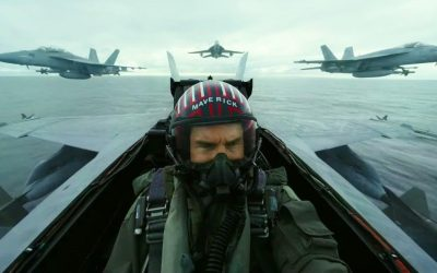 Return to the Danger Zone with the First Top Gun: Maverick Trailer