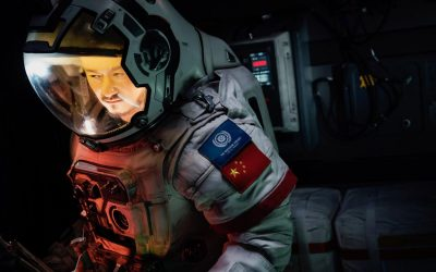 The Wandering Earth Wanders Over to Netflix