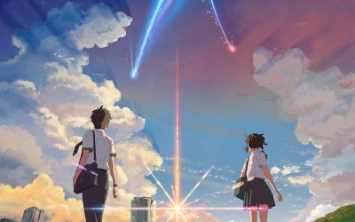 Trailer Alert: Makoto Shinkai Returns With Your Name