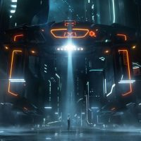 Returning to the Grid in Tron: Legacy