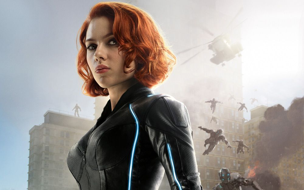 Avengers: Age of Ultron (Black Widow)