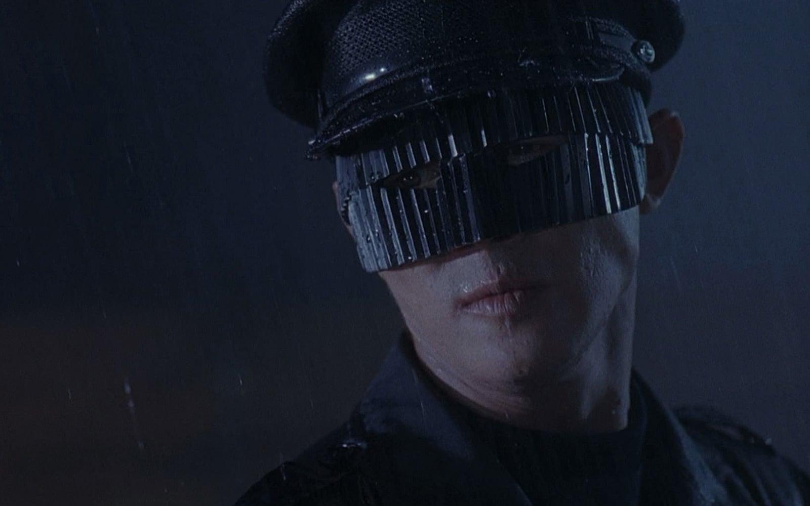 Black Mask - Daniel Lee