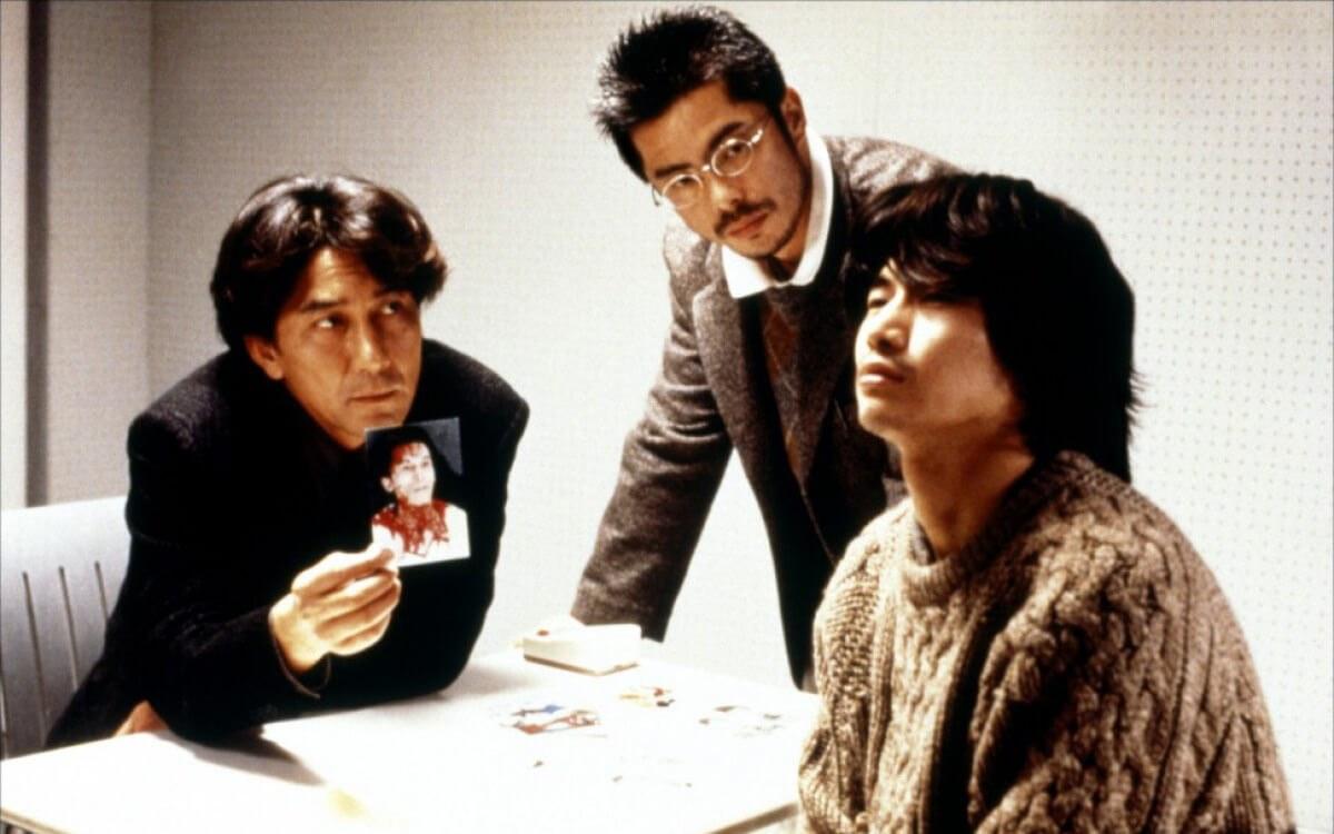 Cure, Kiyoshi Kurosawa