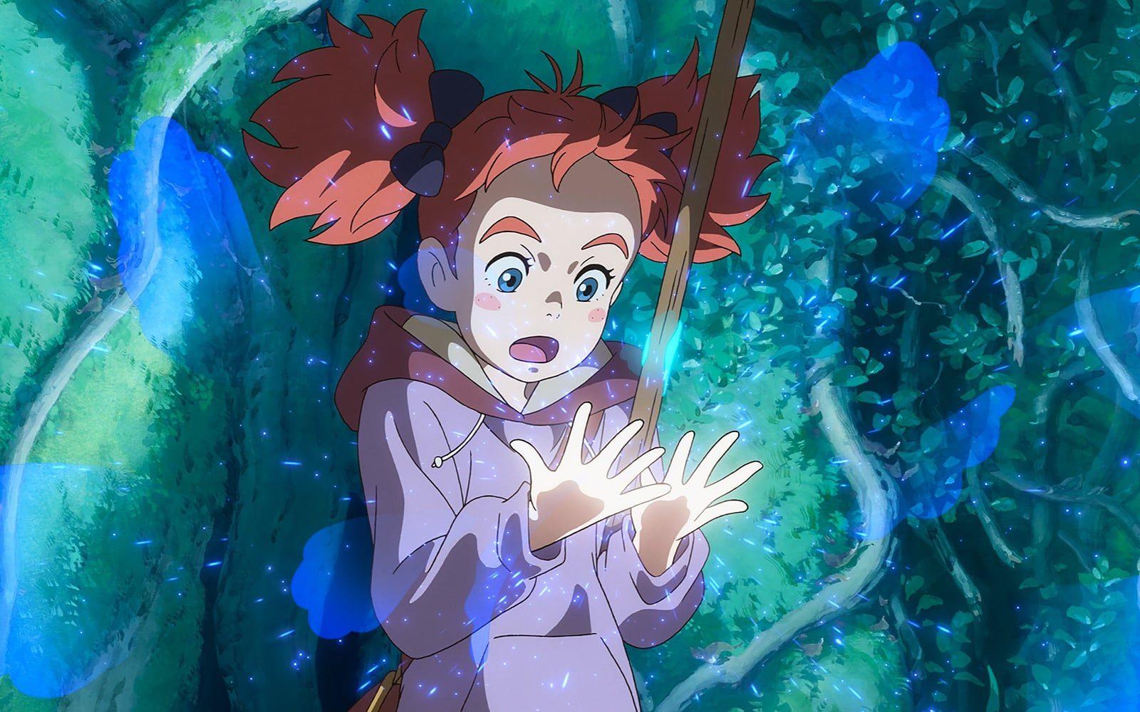 Mary and the Witch's Flower - Hiromasa Yonebayashi