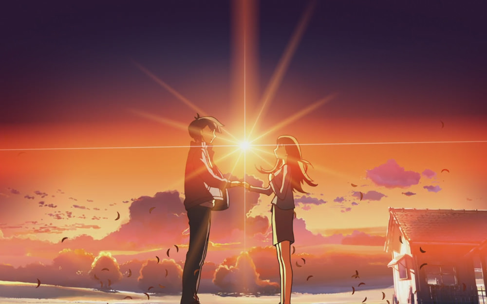 The Place Promised in Our Early Days - Makoto Shinkai