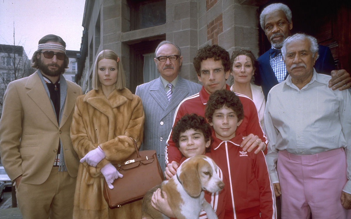 The Royal Tenenbaums - Wes Anderson