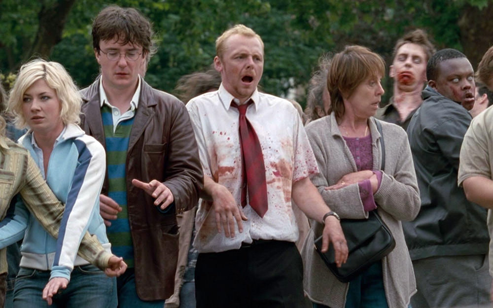 Shaun of the Dead, Edgar Wright