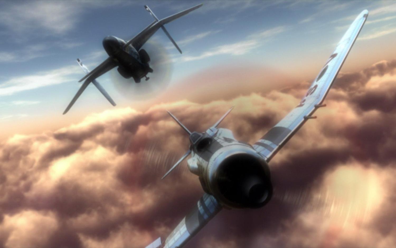 The Sky Crawlers - Mamoru Oshii