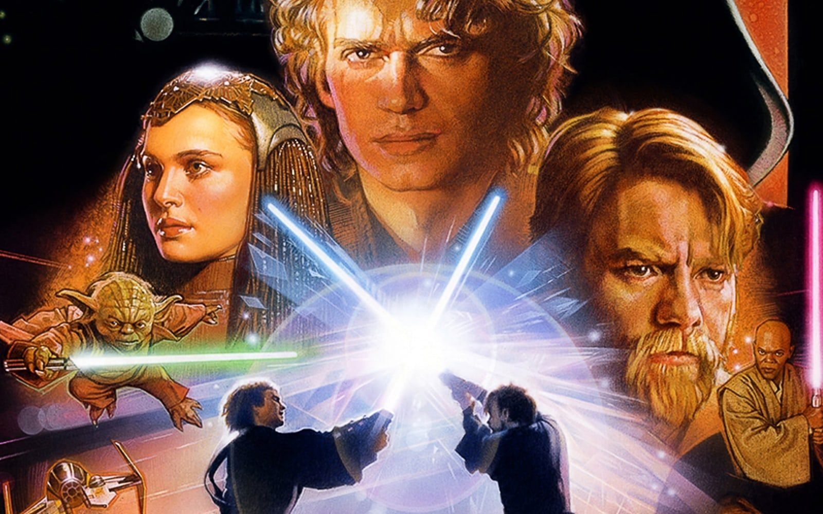 Star Wars Episode Iii Revenge Of The Sith By George Lucas Review Opus