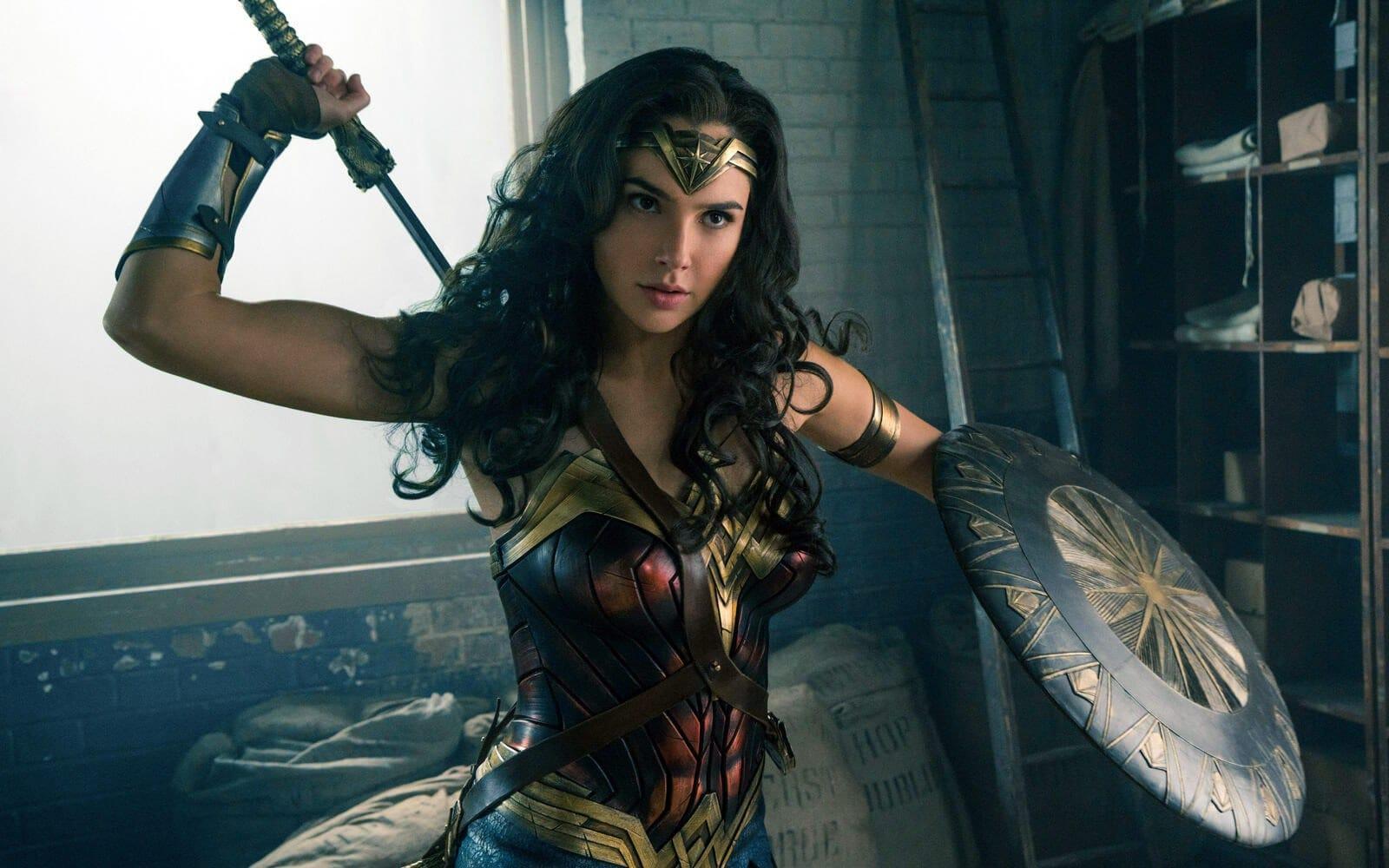 Wonder Woman - Patty Jenkins